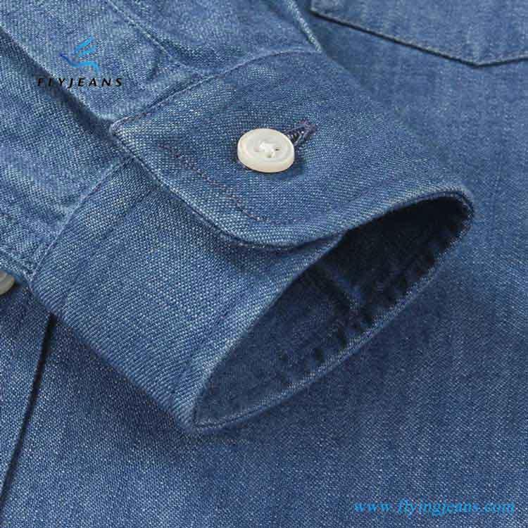 126d1d71973 Popular Hot Sale Slim Blue Boys  Long Sleeve Denim Shirt.  1501813355974.jpg. 1501813358134.jpg. 1501813362262.jpg